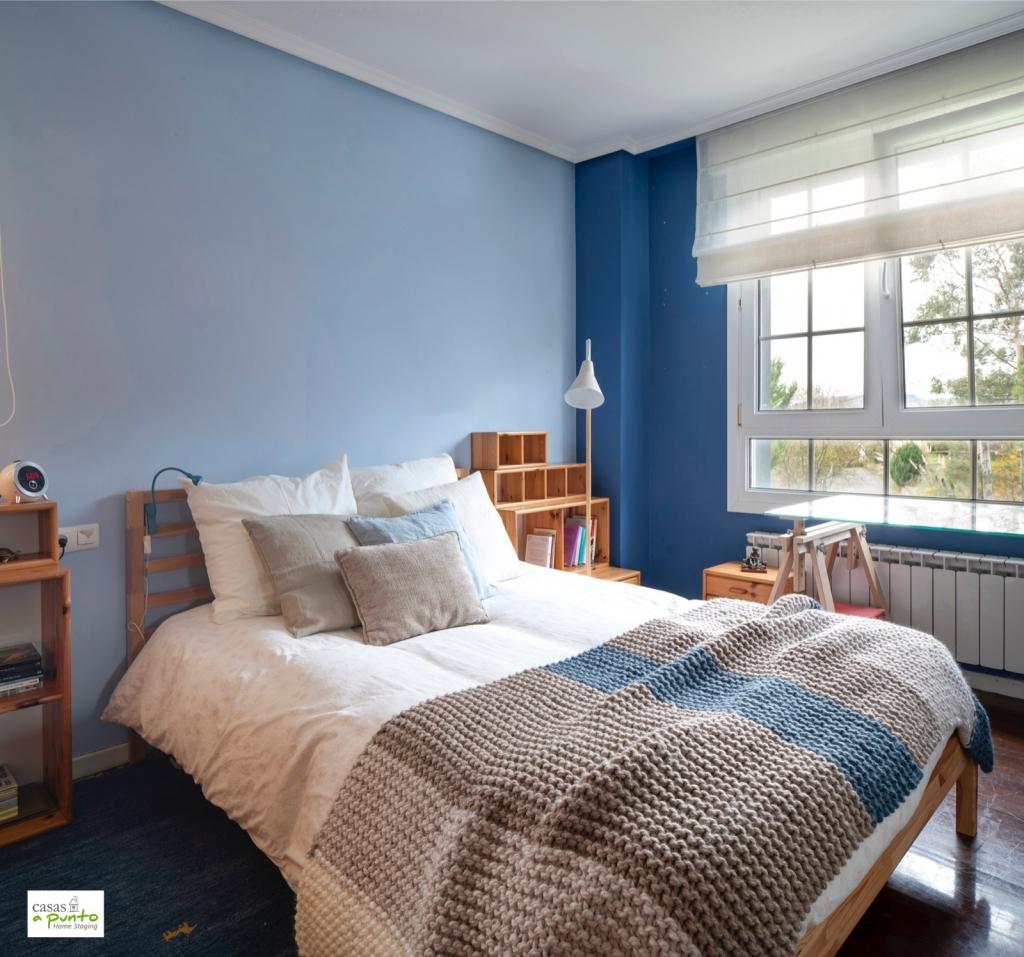 Dormitorio - Después