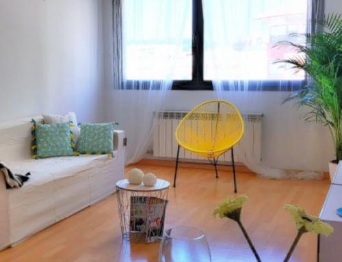 Primaveral Home Staging en Tudela (Navarra)