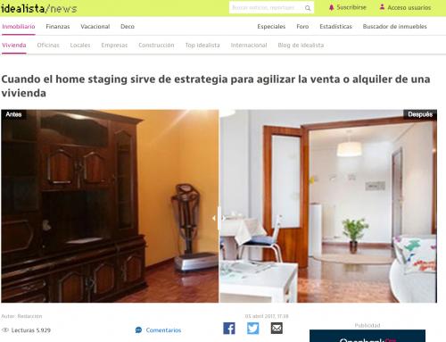 Cuando el home staging sirve de estrategia para agilizar la venta o alquiler de una vivienda