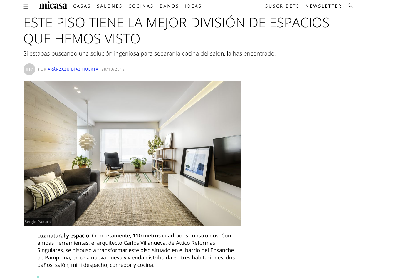 Casas a Punto home staging