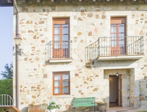 Casa con vistas en Eguilaz – San Millán                                      (Álava)                                  265.000€