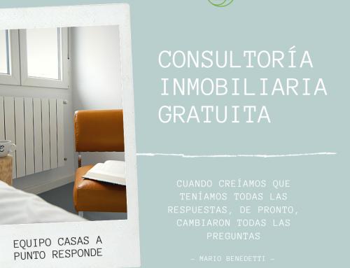 Consultoría inmobiliaria gratuita