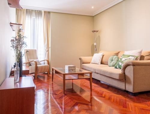 Se alquila piso para disfrutar del Centro de Madrid