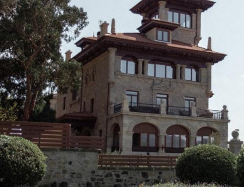 Dúplex en venta en el Palacio Eguzkialde de Getxo. 1.980.000 euros